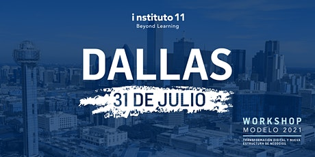 Workshop Dallas Modelo 2021 tickets