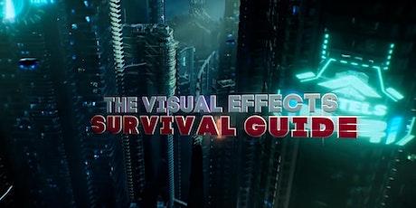 VFX Talk (online) - Philipp Kratzer   The VFX Survival Guide tickets