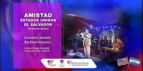Concierto: Sexteto Big Band Orquesta entradas