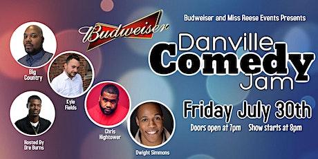Danville Comedy Jam tickets