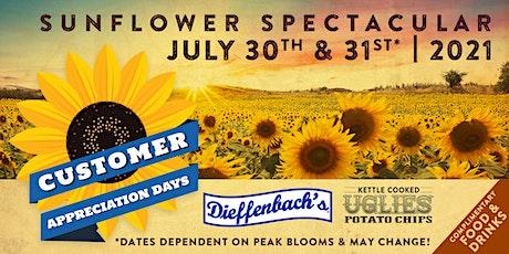 Dieffenbach's Customer Appreciation Days: Sunflower Spectacular! tickets