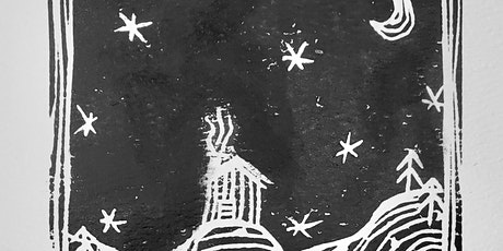 Printmaking: Linocut Holiday Cards tickets