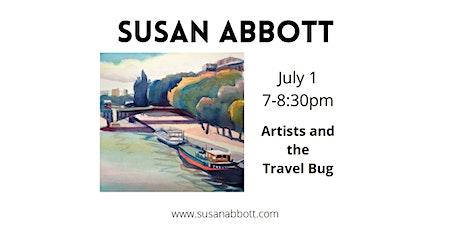 Artist Talk with Susan Abbott tickets