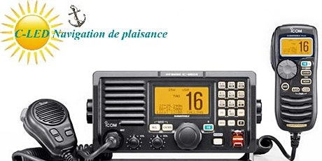 VHF-ASN Examen radio maritime en classe virtuelle billets