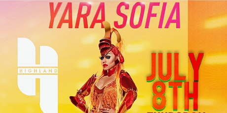 Yara Sofia - All Stars 6 Viewing Party and Drag Show tickets