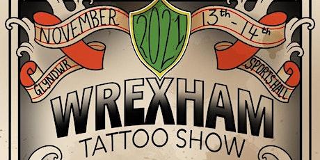 Wrexham Tattoo Show tickets