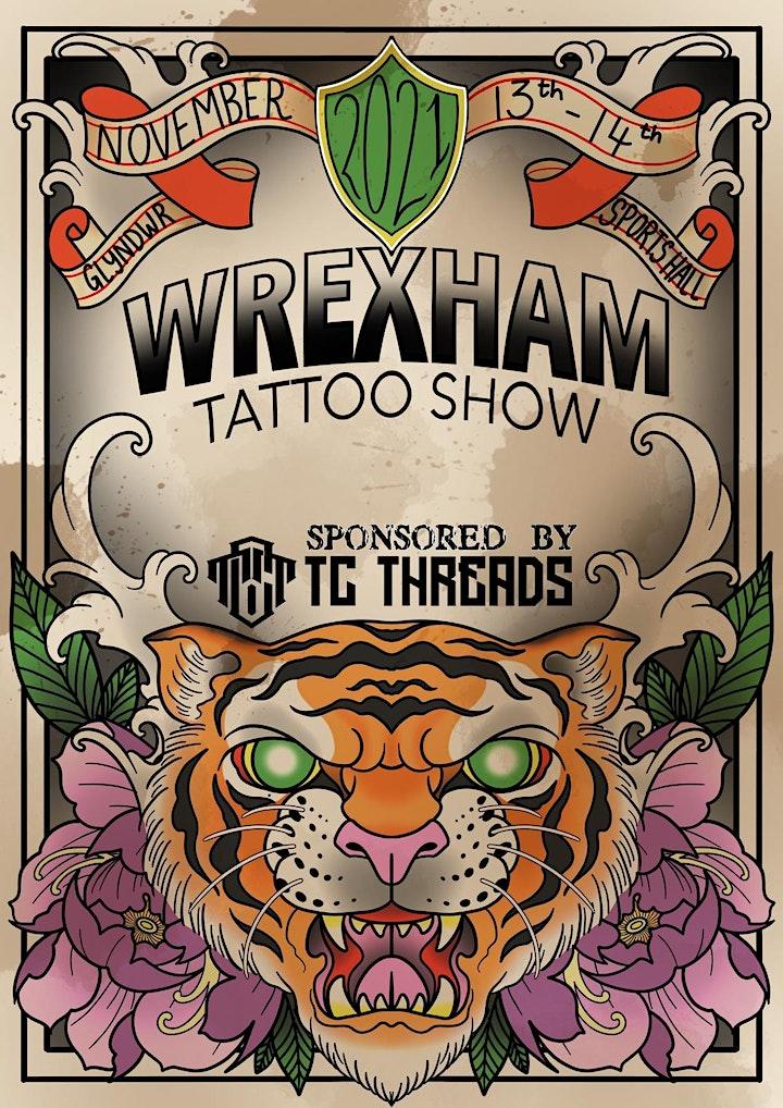 Wrexham Tattoo Show image