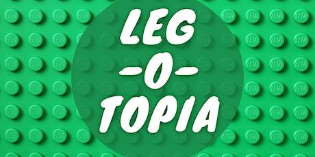 Leg-O-Topia tickets