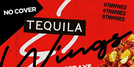 TEQUILA & WINGS @ FLAVA FREE CRAWFISH TILL 9PM tickets