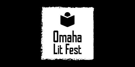 Omaha Lit Fest 2021 tickets