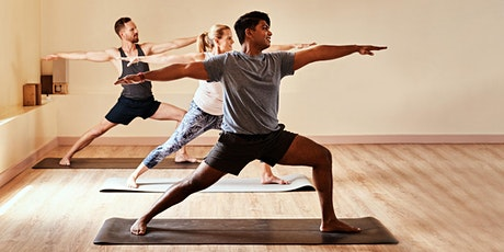 FITNESS: Lunchtime Yoga with Keena tickets