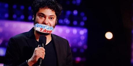 Comedy Under the Stars  Kabir Singh (AGT)  Phil Johnson  & LA's Keon Polee tickets