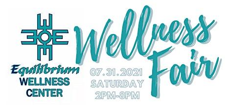 Equilibrium Wellness Center Wellness Fair tickets
