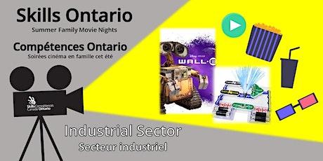 Skills Family Night: Industrial Sector – Wall-E biglietti