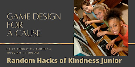 Game Design for A Cause tickets