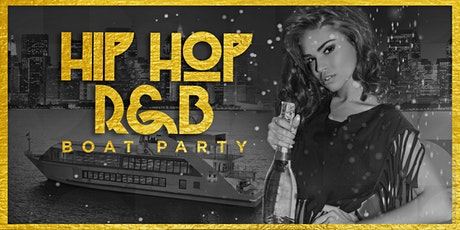 THE #1 Hip Hop & R&B Boat Party on Mega Yacht Cruise Infinity NYC tickets