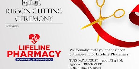 Ribbon Cutting Ceremony for Lifeline Pharmacy tickets