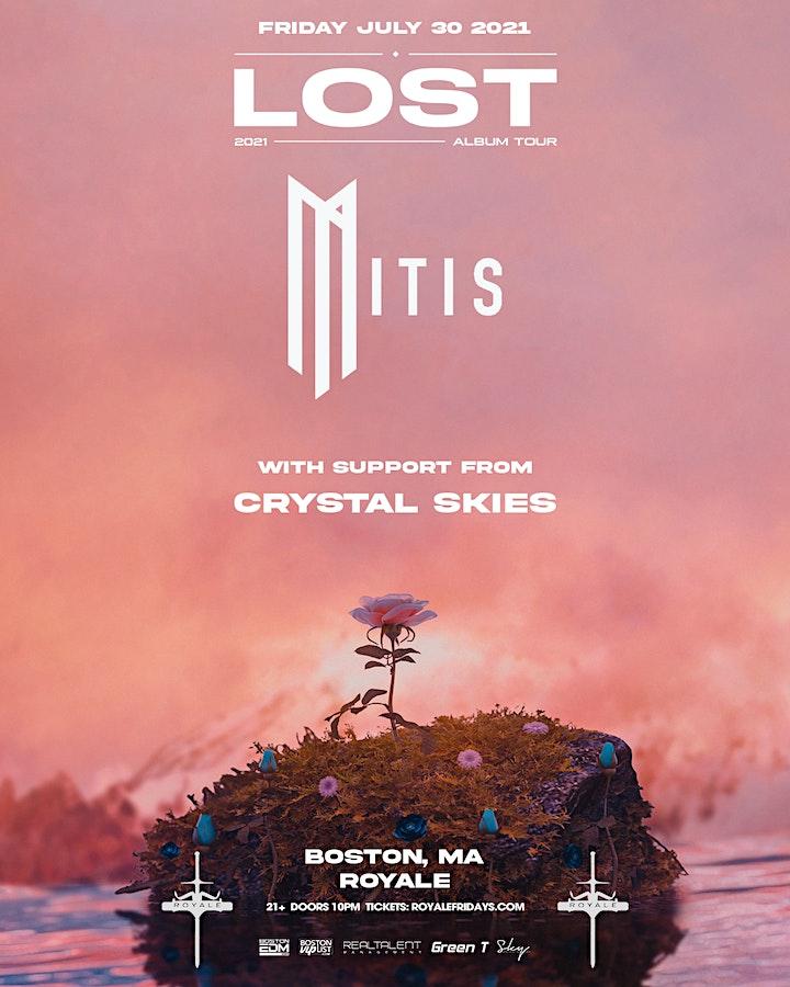 MitiS 'Lost' Tour at Royale   7.30.21   10:00 PM   21+ image
