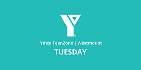 Tuesday | TeenZone Drop In boletos