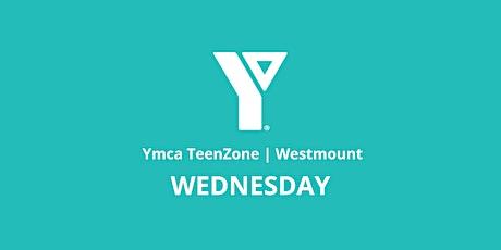 Wednesday | TeenZone Drop In & Achievement Program boletos