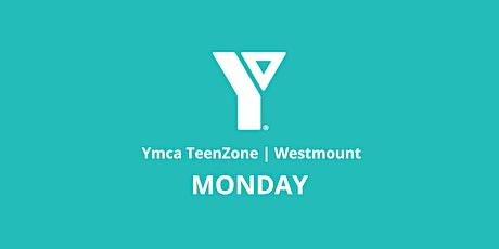 Monday | TeenZone Drop In & TeenZone Studio boletos