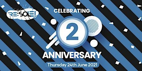 Resole 2 Year Anniversary tickets