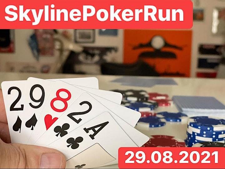 Skyline PokerRun 2021: Bild