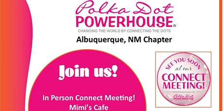 Copy of Polka Dot Powerhouse Albuquerque, NM Chapter Meeting tickets