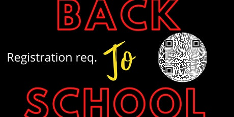 """Project Connect Prevention """" Back To School Bookbag Giveaway"""" tickets"""