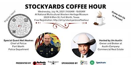 Stockyards Coffee Hour tickets