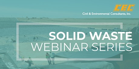 Do's & Don'ts of Transactional Due Diligence - 2021 CEC Solid Waste Webinar tickets