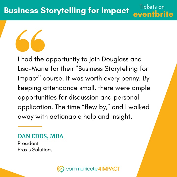 Business Storytelling for Impact   3 StoryHacks to Create Better Content image