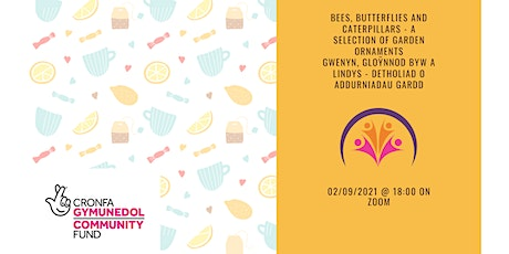 Bees, Butterflies and Caterpillars - Gwenyn, Glöynnod Byw a Lindys tickets