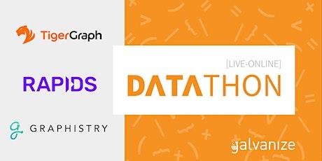 Galvanize Datathon tickets