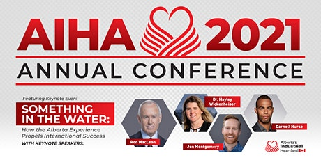 2021 AIHA Annual Conference tickets