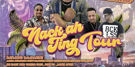 Nack a Ting Tour tickets