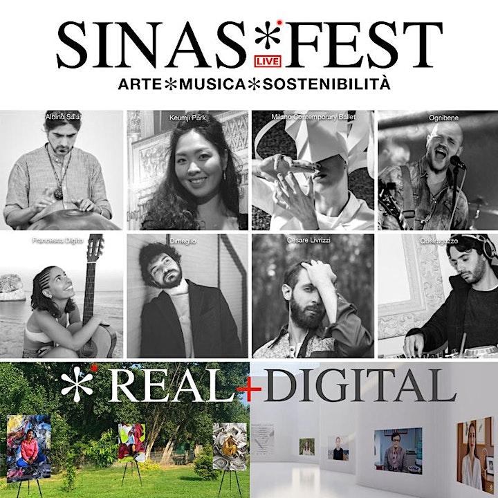 Immagine SINAS FEST* Arte/Musica/Sostenibilità