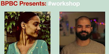 BPBC Presents: Workshop with Sophia Bass & Michael Martin tickets