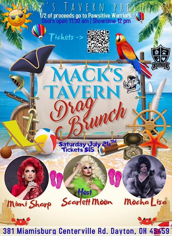 Mack's Tavern Drag Brunch image