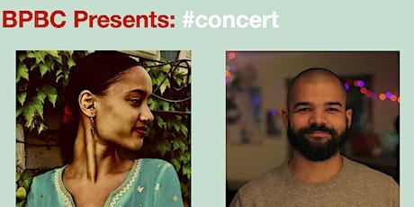 BPBC Presents: Concert with Sophia Bass & Michael Martin ingressos