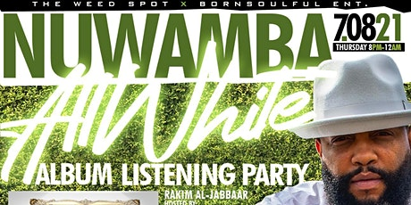 Nuwamba's  'LOVE ASE'  All White  Album Listening Party tickets