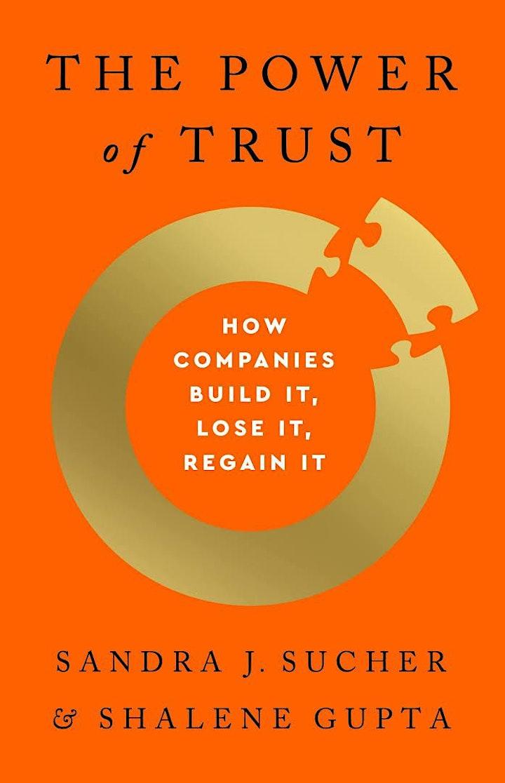 The Power of Trust with Sandra Sucher and Shalene Gupta image