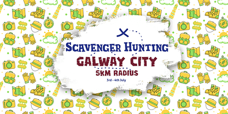 Scavenger Hunting: Galway City (5km Radius) tickets