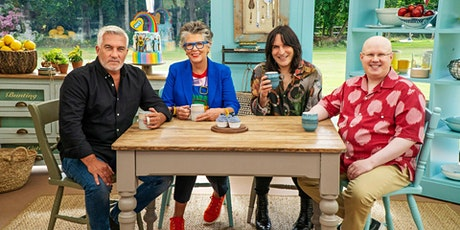 Free Online Riff of The Great British Bake-Off tickets