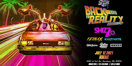 Shizzlo / Felmax Present Back To Reality Tour in Stage on Herr at HMAC tickets