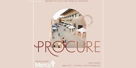 Procure Marketplace tickets