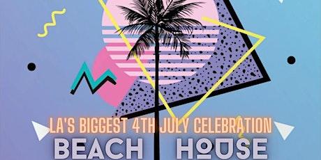 DISCO:WAX (SONY MUSIC) BEACH HOUSE, SUNDAY 4TH JULY tickets