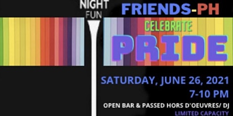 Friends of the Philippines Celebrates Pride tickets