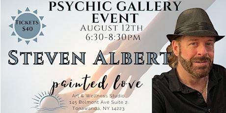 Steve Albert: Psychic Gallery Event - Painted Love & Art Wellness tickets