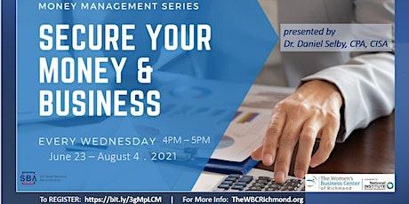 Best Practices in Money Management Series tickets